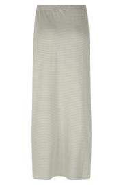 Zoso Striped long skirt / rok - 213 Fallon Green