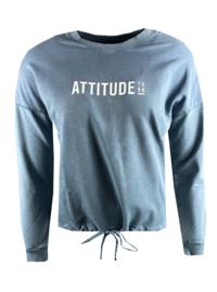 Elvira sweater Attitude - Steal