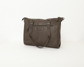 Bag2Bag laptoptas Boston - Olive / Green