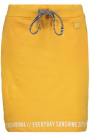 Zoso Sporty sweat skirt / rokje- 214 Mia Summergold white