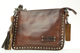 Bag2Bag - Dames schoudertas Joplin - brandy