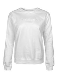 Elvira sweatshirt Selena - off white