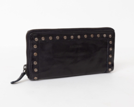 Bag2Bag Limited Edition - Dames wallet Dimas black