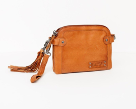Bag2Bag - Dames schoudertas Siena - Cognac
