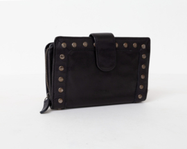 Bag2Bag Limited Edition - Dames wallet La Fe black