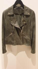 Crème de la Crème biker jasje, groen