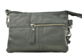 Bag2Bag - Dames schoudertas Kansas - zwart