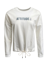 Elvira sweater Attitude - Off white