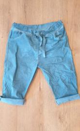 Triple Nine - Korte broek Petrol blauw