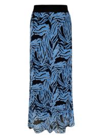 Elvira Skirt rok plissé Fien - Zebra Ice Blue