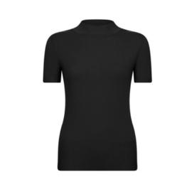Zoso Luxe gebreide top - 211 Marnix black