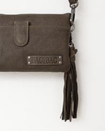 Bag2Bag - Dames schoudertas/clutch Dover green