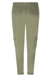 Zoso Sporty Sweat Trouser broek - 213 Paloma green