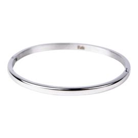Kalli Kalli armband 2118- 4 mm - zilver 58 mm