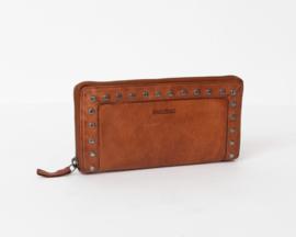 Bag2Bag Limited Edition - Dames wallet Dimas tan/cognac