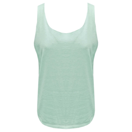 Top New green - ronde hals  One Size