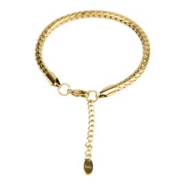 Kalli Kalli armband 2532 - goud