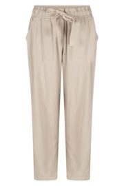 Zoso Broek trouser pants - 214 Liza Linnen look Zand