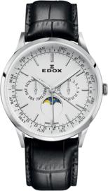 Edox Les Vauberts Herenhorloge 42mm 40101 3C AIN