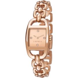 Esprit Faye Rose Gold  horloge 20 mm