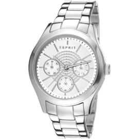 Esprit Julia Rose Silver Tone horloge 36 mm