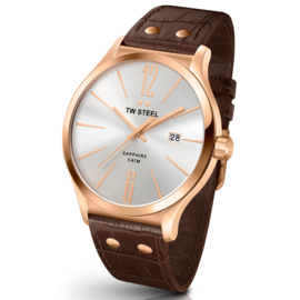 TW Steel TW1304 Slim Line Horloge 45mm