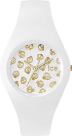 Ice Watch Skull  Horloge Medium 40mm