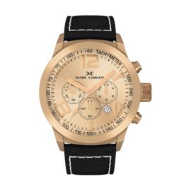 Marc Coblen MC42RC-BL Horloge Chronograaf 42mm