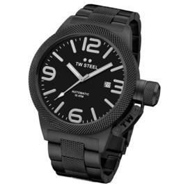 TW Steel CB215 Canteen Bracelet Automaat Horloge 45mm