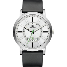 Danish Design Herrenuhr 43mm Stahl