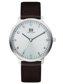 Danish Design Horloge 35 mm Staal