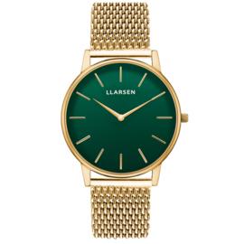 Lars Larsen Oliver horloge 39mm
