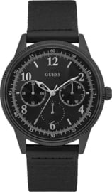 Guess  Aviator Herenhorloge 44mm
