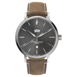 Fromanteel Horloge Generations Big Day Gray 42mm