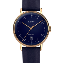 a.b.art G121 Automatic DesignUhr 41 mm