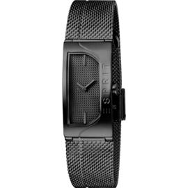 Esprit Houston Blaze Black horloge 18 mm