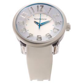 Tendence Fantasy Horloge White XXL