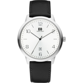 Danish Design Herenhorloge 42mm Staal
