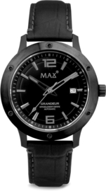 Max Watches Grandeur Automatic Herrenuhr 42mm
