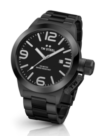 TW Steel CB211 Canteen Bracelet Horloge 45mm