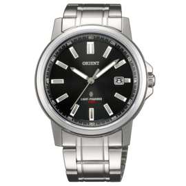 Orient Light-Power Sapphire Herenhorloge 41 mm