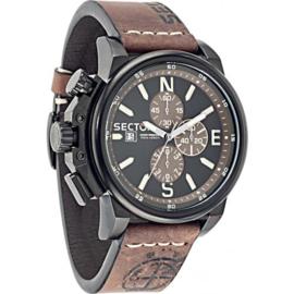 Sector 450 Chrono Heren Horloge 48 mm