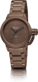 Max Watches Artisan Heren Horloge RVS 44mm