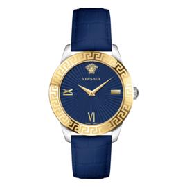 Versace Greca Signature Uhr Saphir 38mm