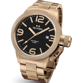 TW Steel CB176 Canteen Bracelet Automatic XL Uhr 50mm