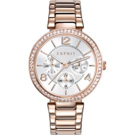 Esprit Hillcrest Road Rose Gold Tone horloge 36 mm