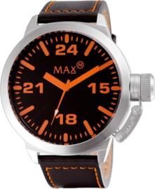 Max Watches Classic Horloge RVS 52mm