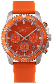 Lars Larsen Herenhorloge Sea Navigator 46mm