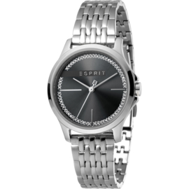 Esprit Joy Silver Tone Damenuhr 32 mm