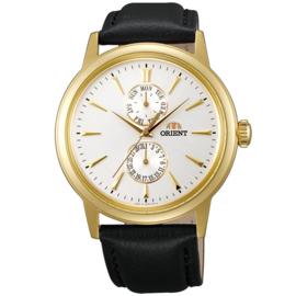 Orient Klassiek Dag en Datum Horloge 41 mm
